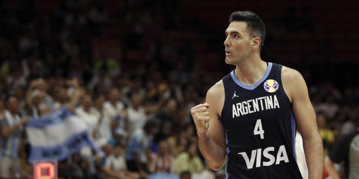 Argentina derrota a Nigeria y pasa a segunda fase del Mundial de básquetbol