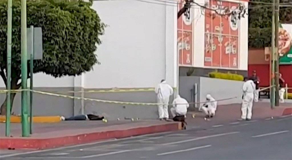 Ataque en Morelos