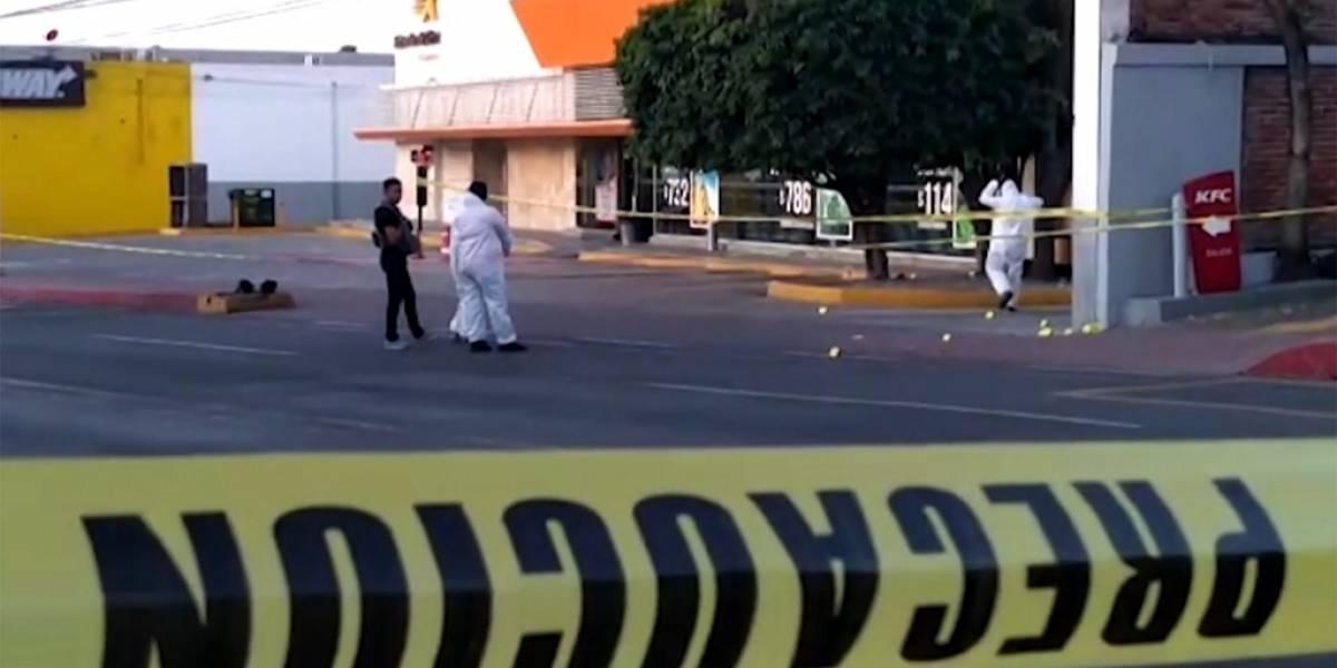Ataque en estación de buses deja cinco muertos en México
