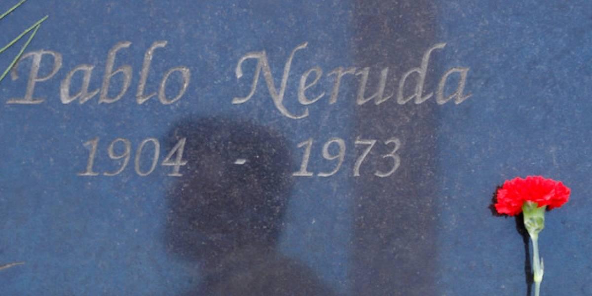 Muestras del cadáver de Pablo Neruda llegan a Canadá para realizar peritajes