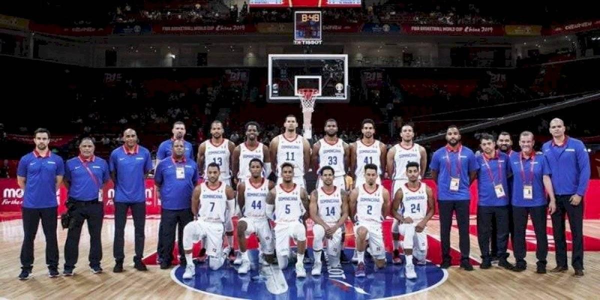 Mundial Baloncesto. Dominicana juega hoy martes ante Alemania