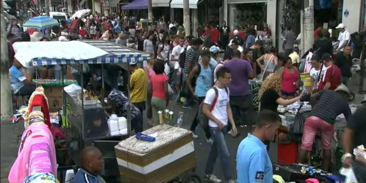 Receita Federal deflagra operação contra comércio ilegal no Brás