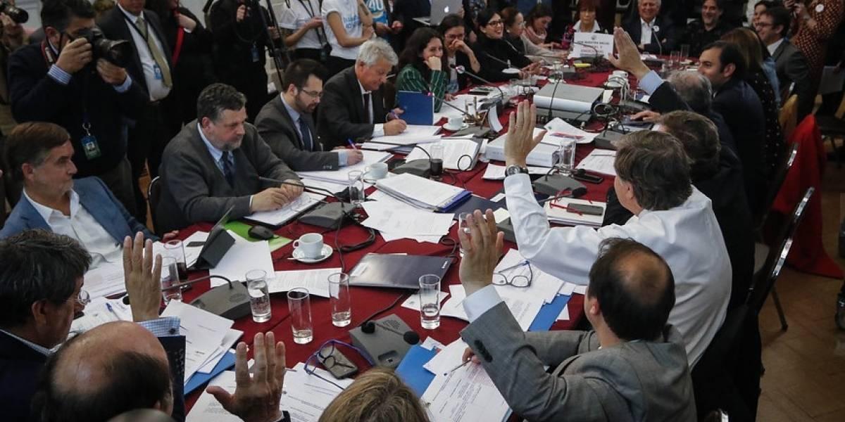 """40 horas : Aprobado """"artículo clave"""" en sesión turbulenta de la Comisión del Trabajo de Diputados"""