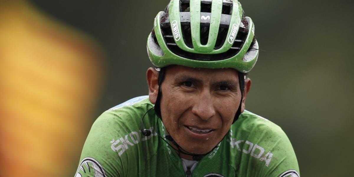 ¡Nairo vuelve al podio! El viento puso de cabeza la Vuelta a España