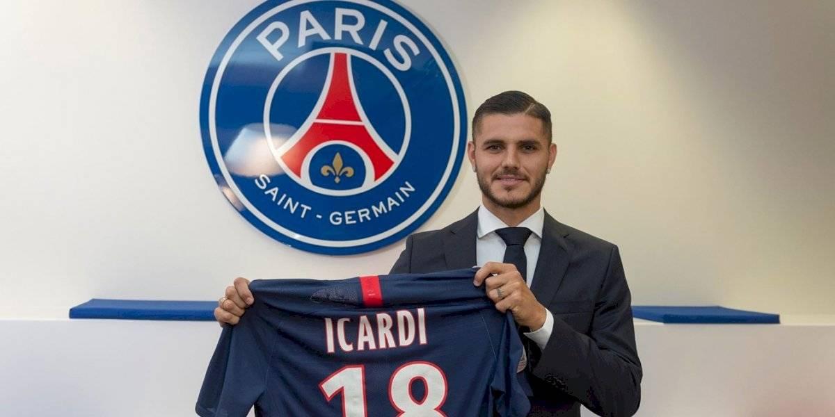 Mauro Icardi despejó las dudas sobre su futuro y se convirtió en nuevo refuerzo de PSG