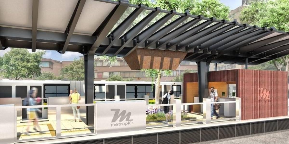 ¡Atención! Habrá cierres en las avenidas El Poblado y La Oriental por obras de Metroplús