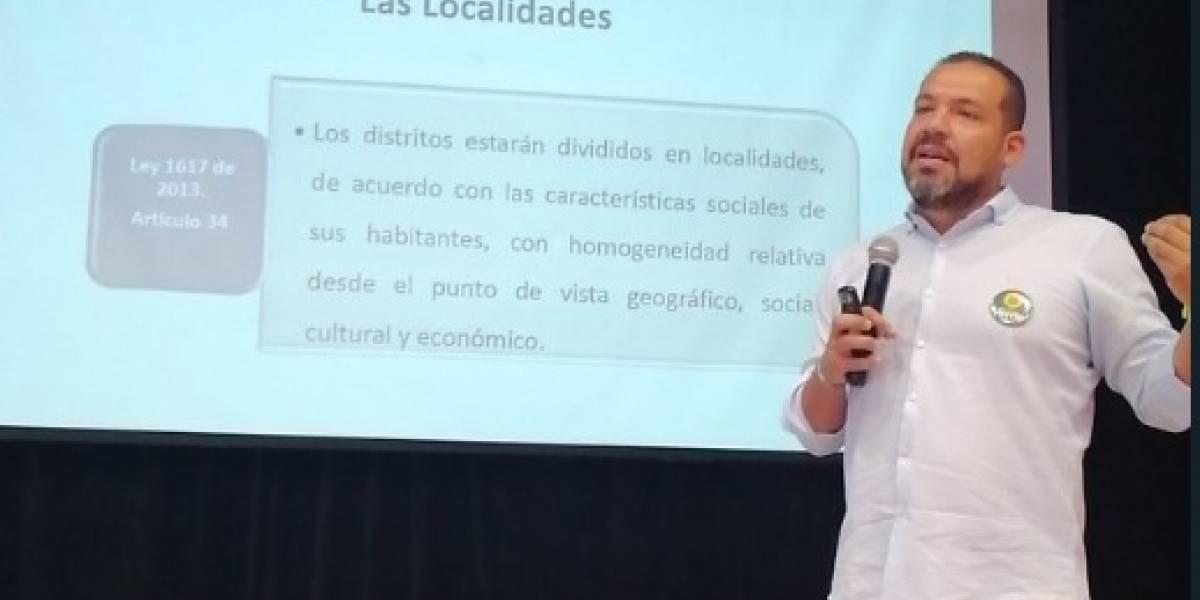 Programa de Gobierno de Diógenes Rosero candidato a la Alcaldía de Barranquilla