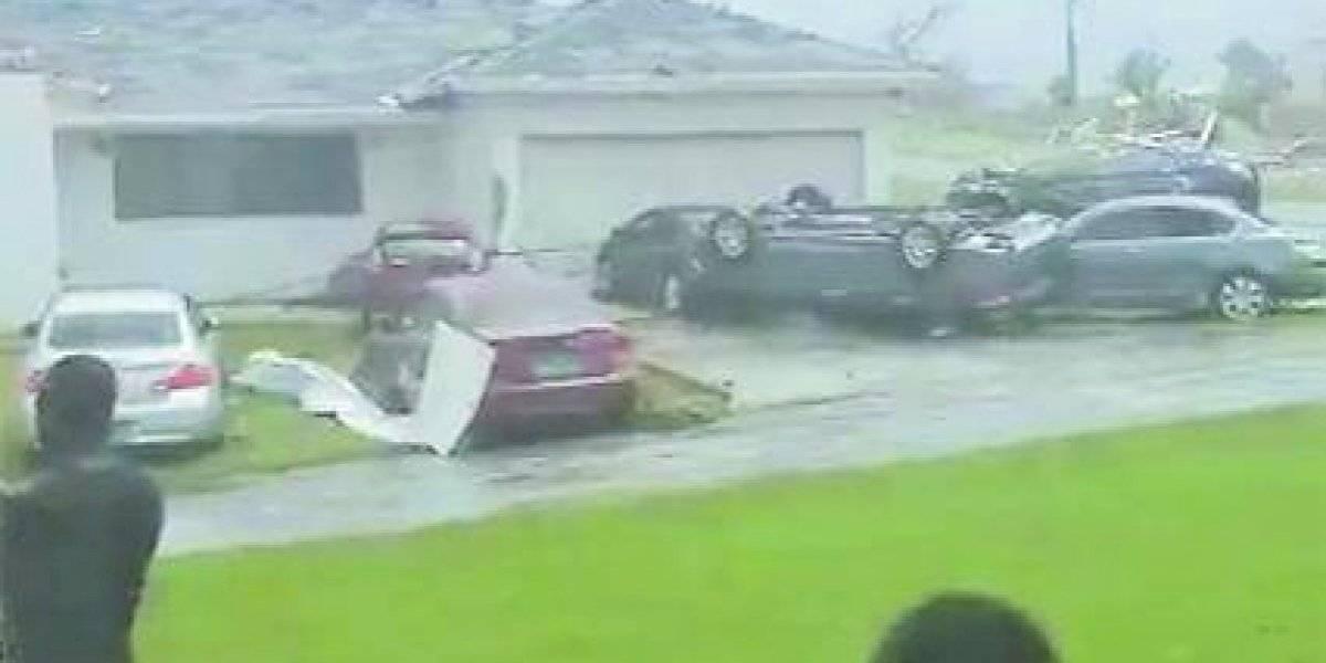 Histórico y catastrófico: huracán Dorian golpea Bahamas con vientos de 300 km/h