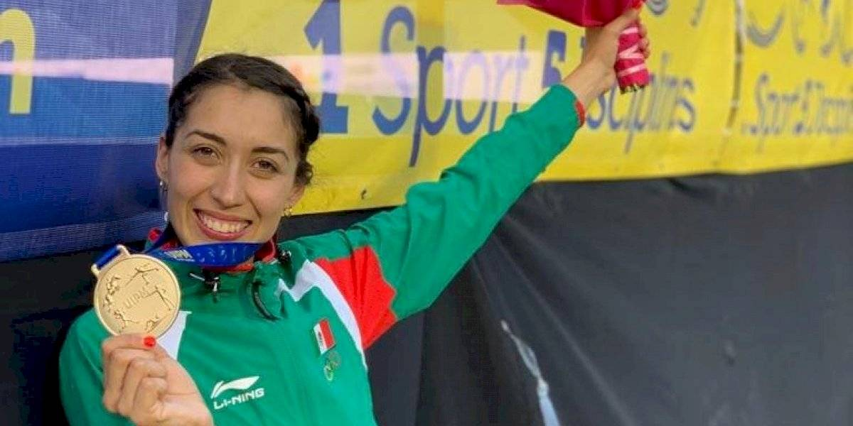 Mariana Arceo y Mayan Oliver consiguen medalla de oro en mundial de Pentatlón