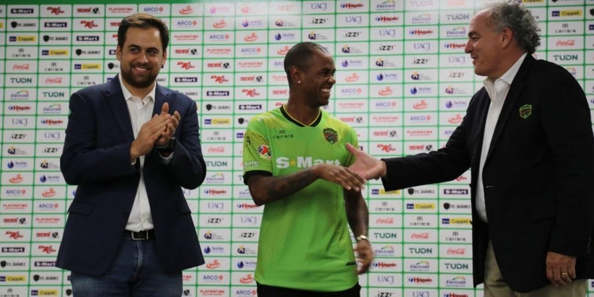 VIDEO: Así juega Diego Rolán, nuevo jugador de Bravos de Juárez