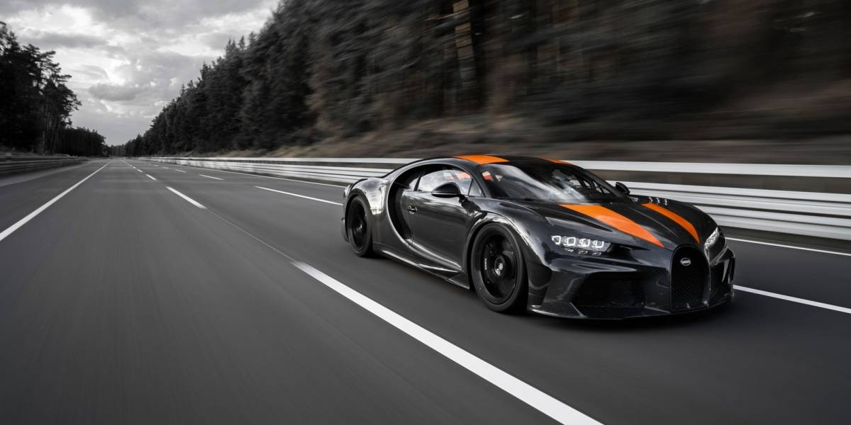 Otra vez, Bugatti es el auto más rápido del planeta