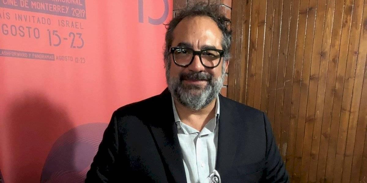 Eugenio Caballero asegura que faltan arriesgados en el cine