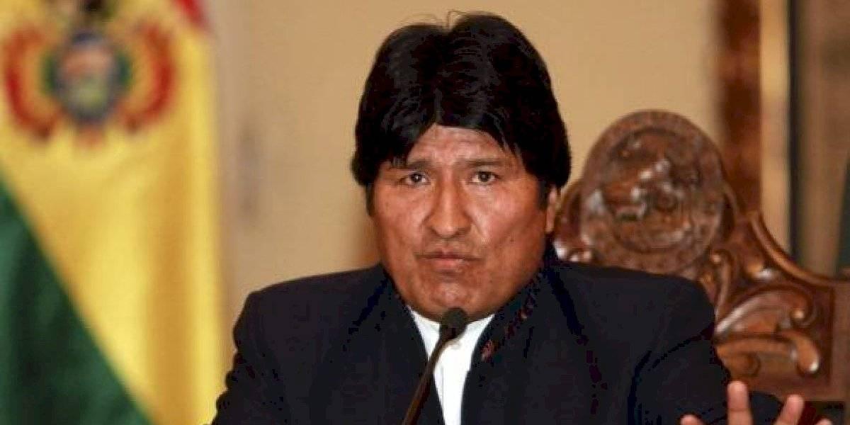 """Evo Morales se declara """"ganador"""" en primera vuelta de las elecciones en Bolivia"""