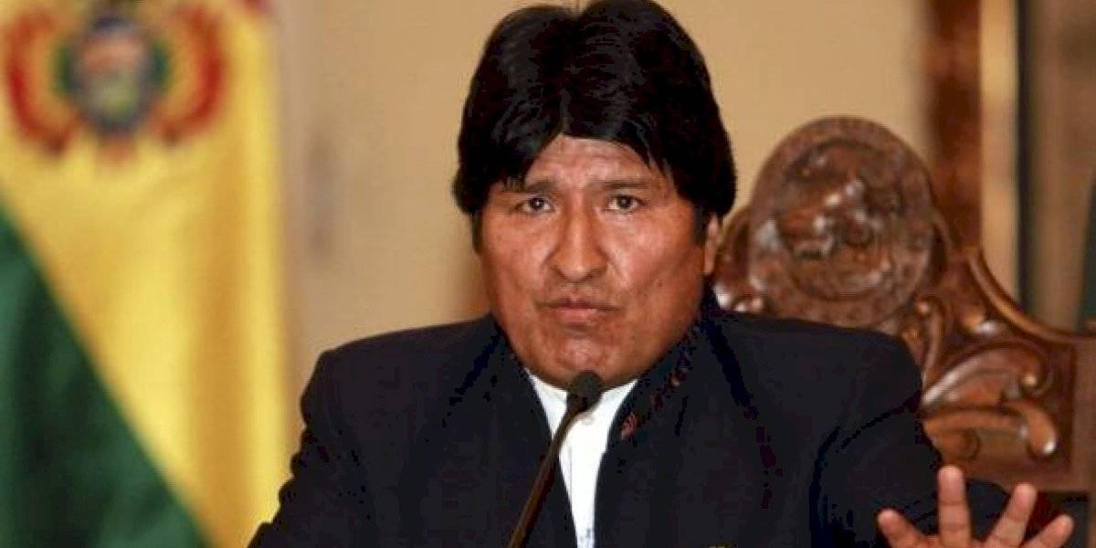 Evo Morales fue ayudar a sofocar incendio en Amazonía y se perdió