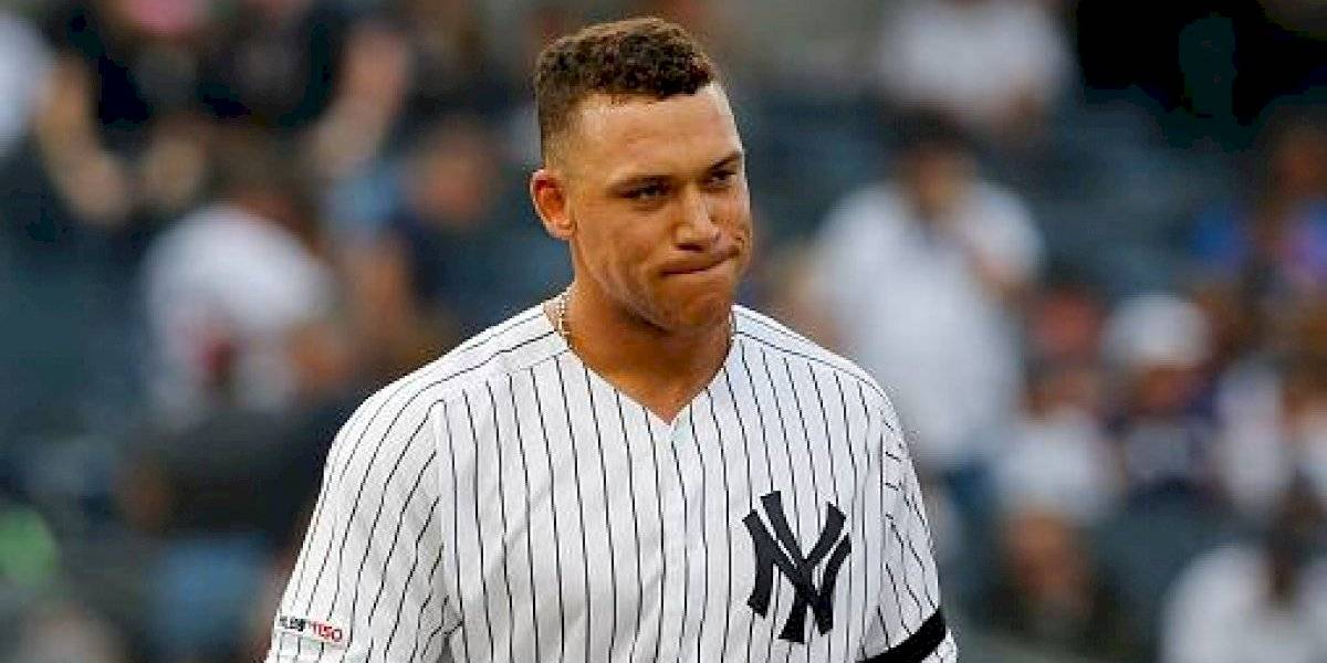 Yankees blanqueados por primera vez ¡después de 220 juegos!
