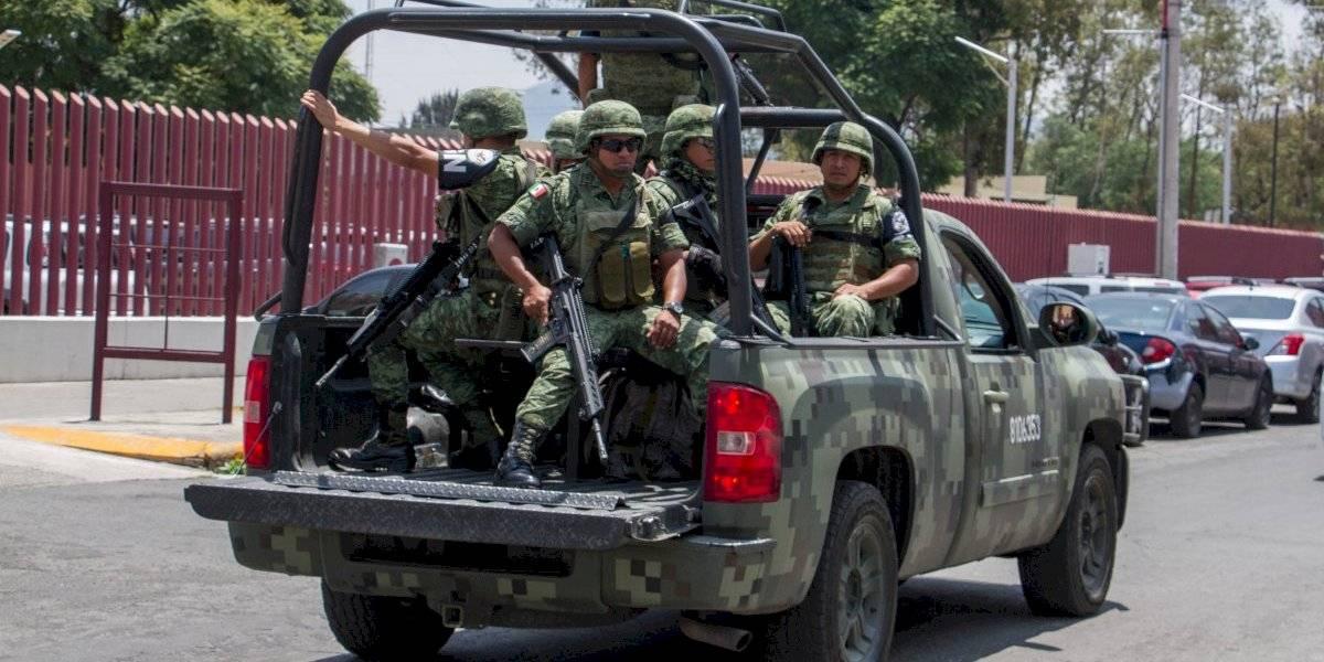 Guardia Nacional encabezará el desfile del próximo 16 de septiembre