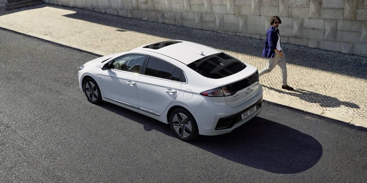 Hyundai Ioniq 2020, diseño renovado y nuevo equipamiento en tecnología