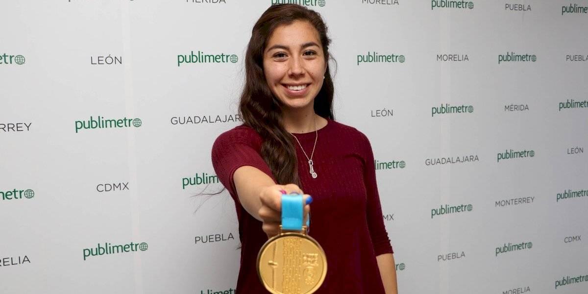 """Dulce Figueroa: """"Tengo una ilusión muy grande de que mi deporte sea olímpico"""""""