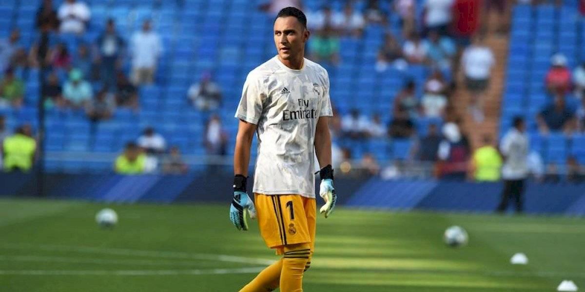 Keylor Navas deja al Real Madrid y será nuevo jugador del PSG