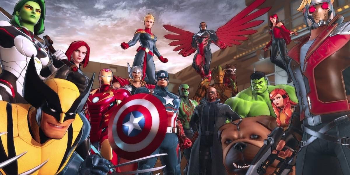 """¡A salvar el universo! Jugamos """"Marvel Ultimate Alliance 3"""",  un entretenido juego de """"Los Vengadores"""""""