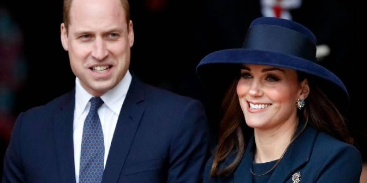 La razón por la que el príncipe William y Kate Middleton habrían tratado de impedir la boda de Meghan y Harry