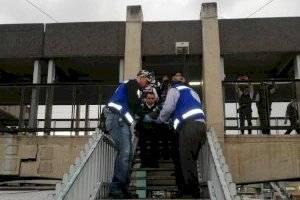 Adolescente de 15 años dio a luz en el Metro Pantitlán