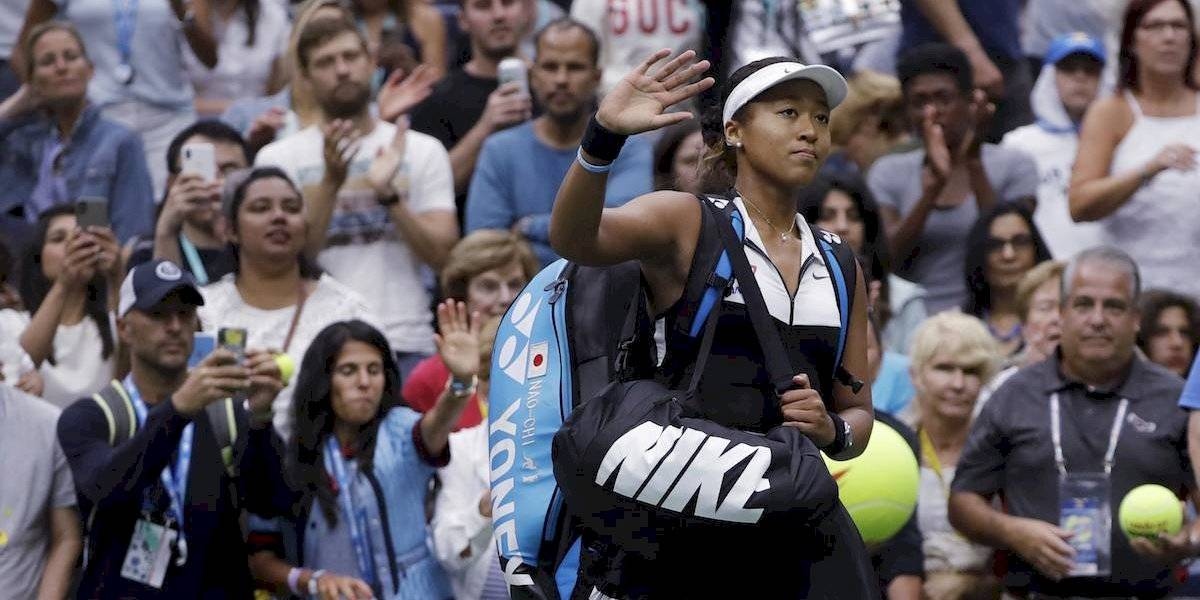 ¡Cayó la número 1 del mundo! Naomi Osaka fue eliminada en el US Open ante Belinda Bencic