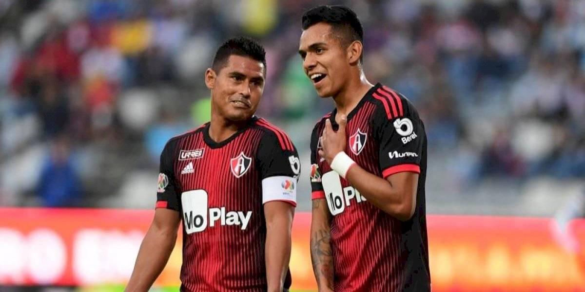 El orgullo hizo despertar al Atlas en el Apertura 2019