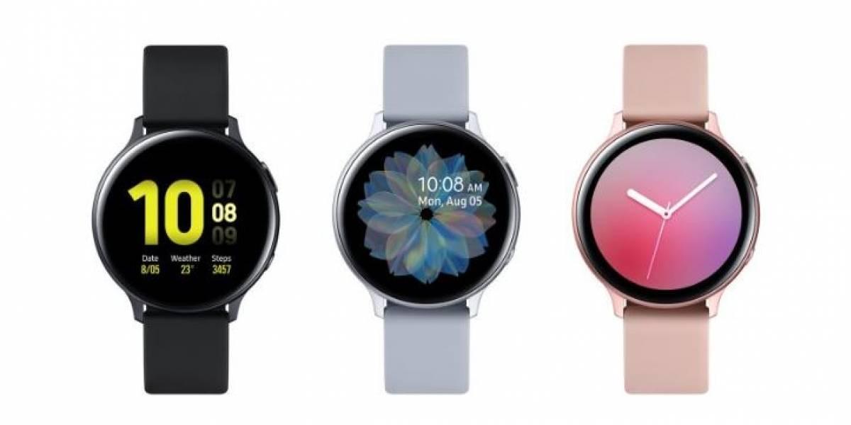 Tecnologia: Novo Samsung Galaxy Watch Active2 chega ao Brasil