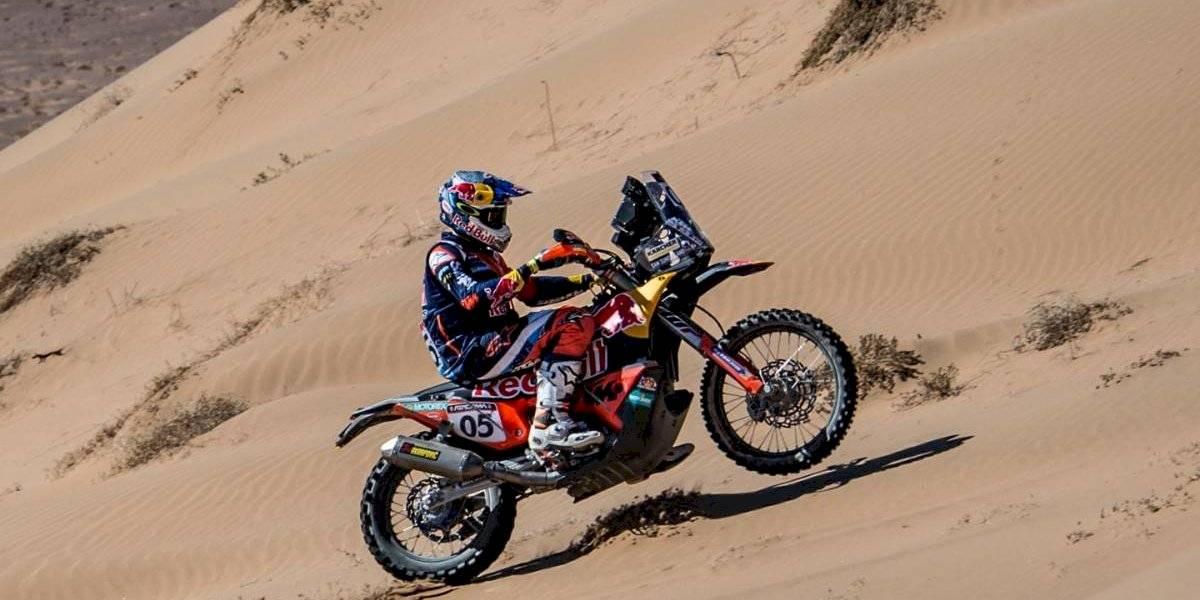 Con Price ganando el prólogo, el Atacama Rally larga por la conquista del desierto