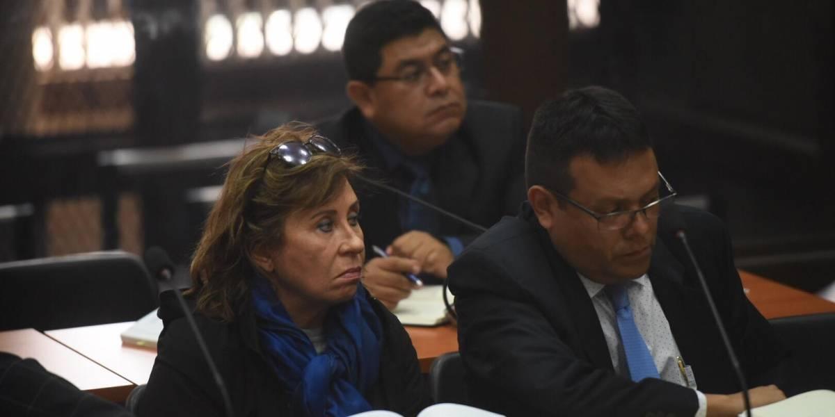 Sandra Torres es enviada a Mariscal Zavala; abogado pide traslado a centro asistencial