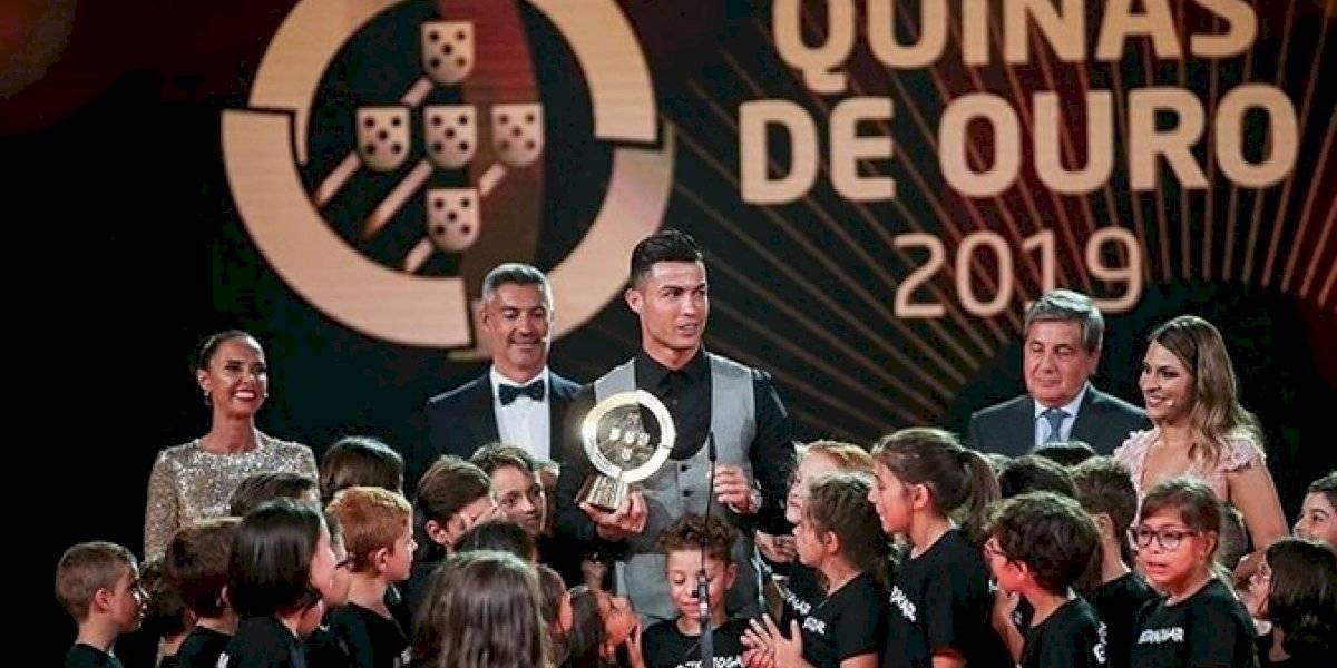Cristiano Ronaldo supera a Joao Félix como MVP de Portugal