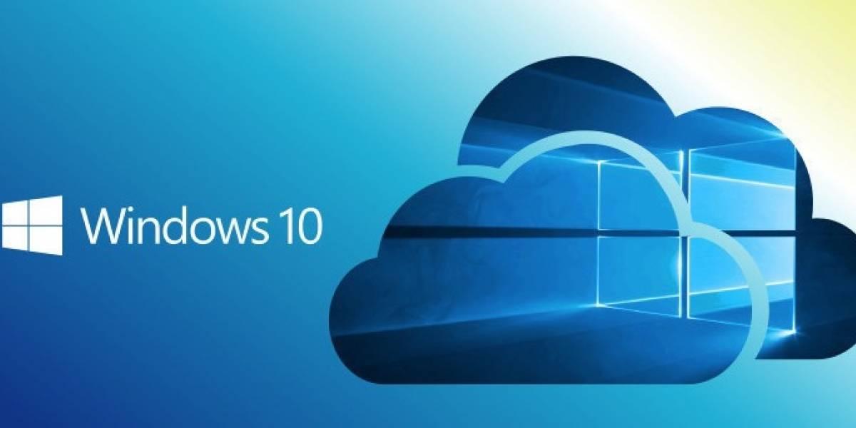 Windows 10 se podrá instalar directamente desde la nube