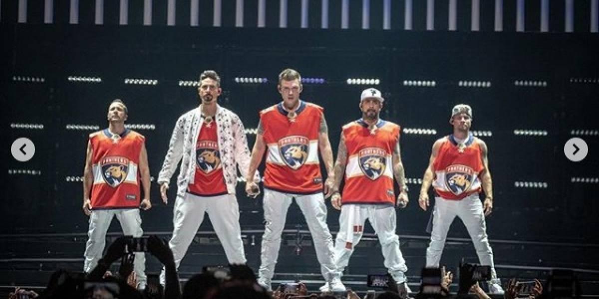 Agotan en preventa boletos del The DNA World Tour de los Backstreet Boys en Monterrey