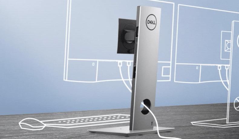 Dell CPU escondido