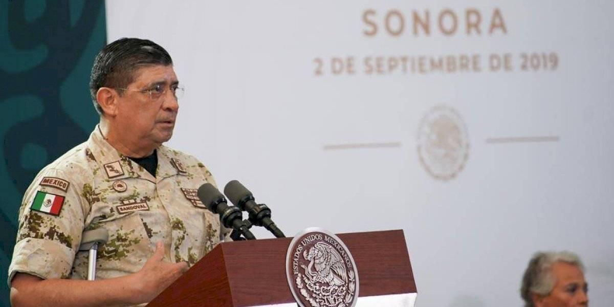 Hay delincuencia organizada en cuerpos policiales de Sonora: Sedena