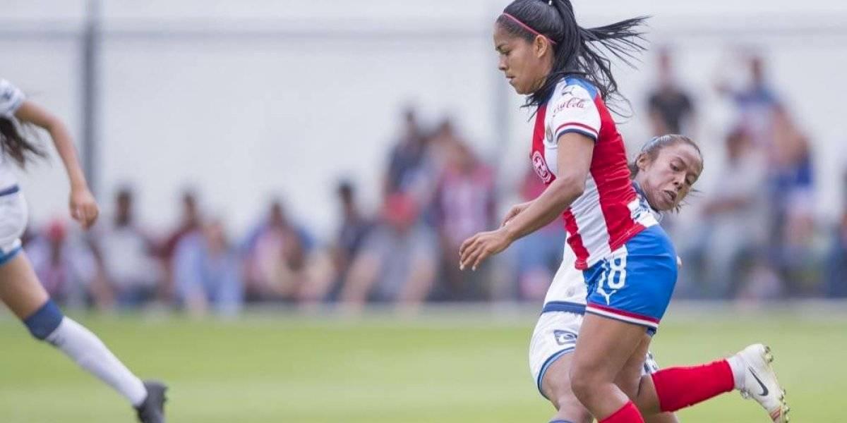 Chivas femenil quiere pelear los primeros lugares del Apertura 2019