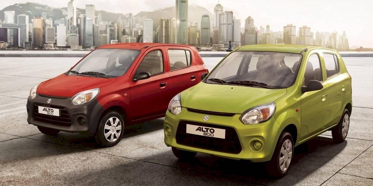 Suzuki Alto, el auto de las cuatro décadas de vida