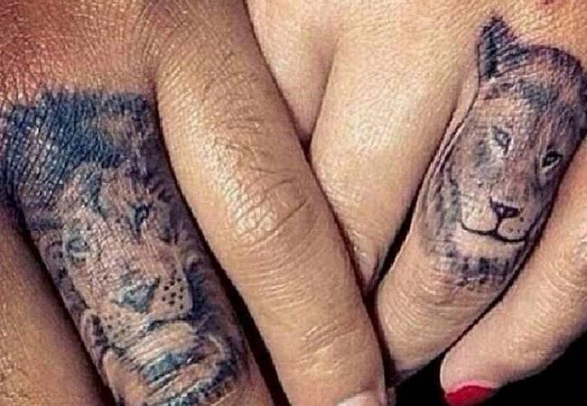 tatuajes espirituales para parejas