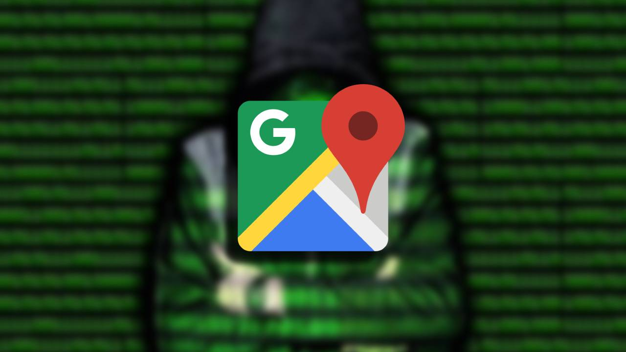 Google Maps Deep Web