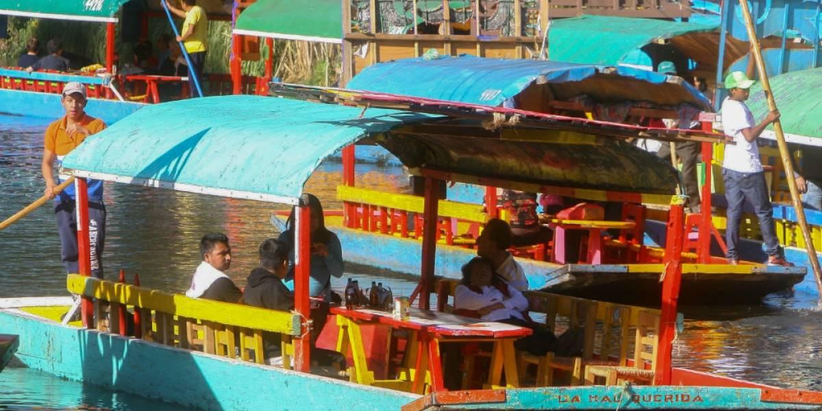 Exigirán uso de chalecos salvavidas en trajineras de Xochimilco