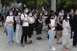 Protestas Estudiantiles en Hong Kong