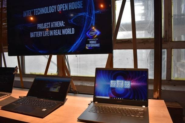IFA 19: ¿Qué es el proyecto Athena de Intel?