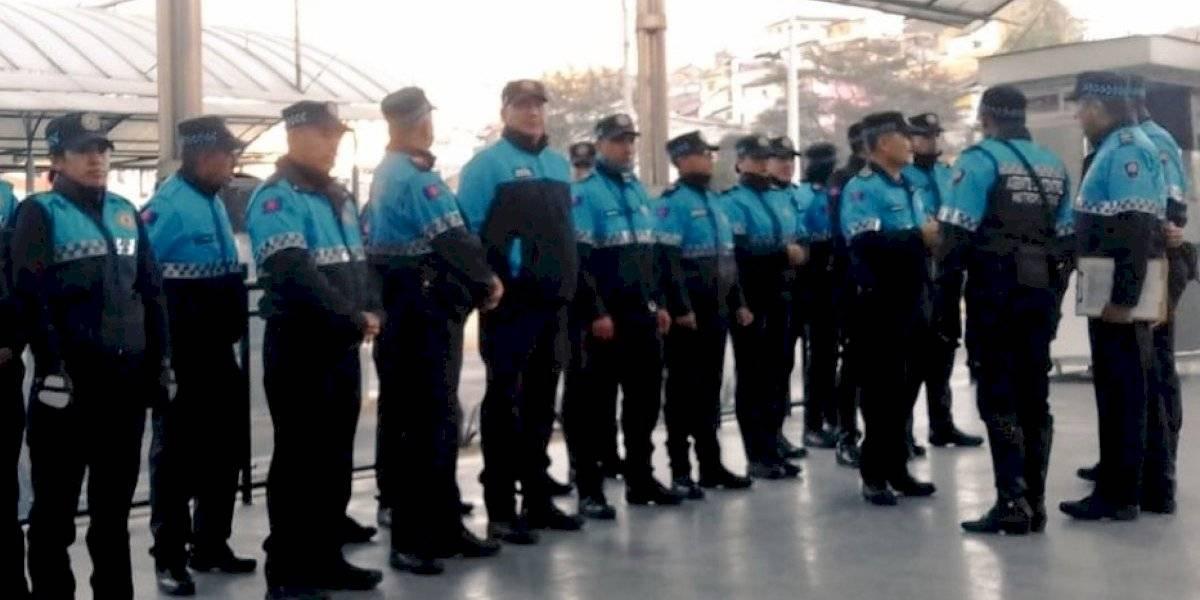 Quito: Todas las unidades del sistema de movilidad tendrán un Agente de Control y Seguridad