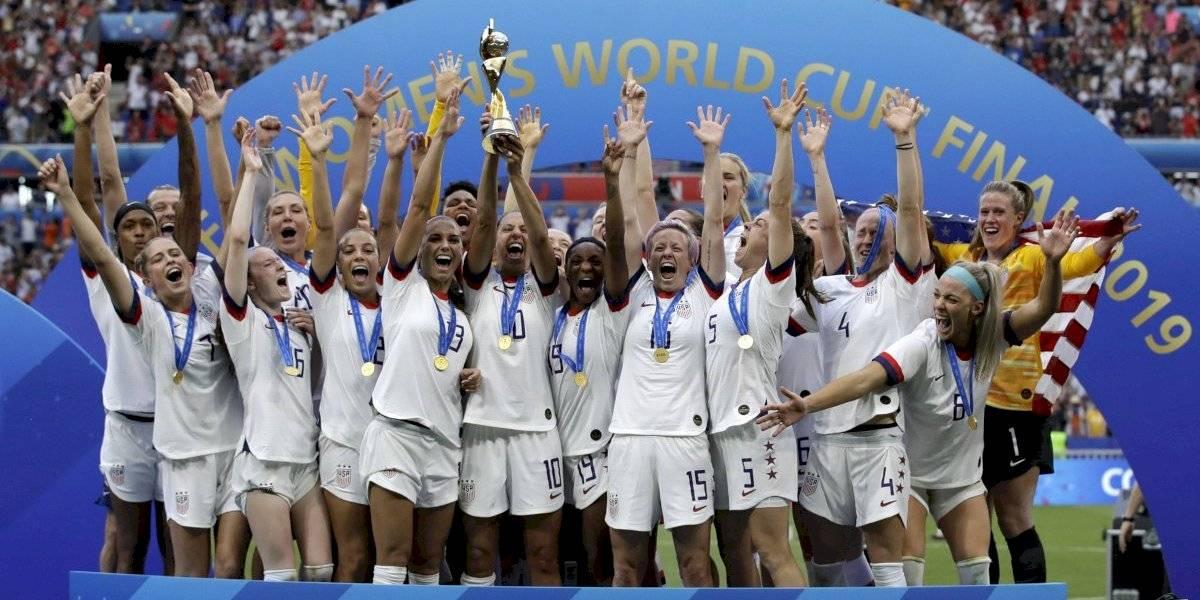 Tres países sudamericanos luchan por la sede de la Copa del Mundo femenina 2023