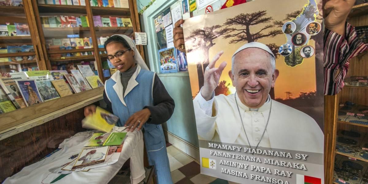 Papa Francisco viaja a los países más pobres de África