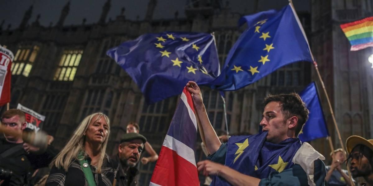 Derrota para Boris Johnson; habrá elecciones anticipadas en Reino Unido