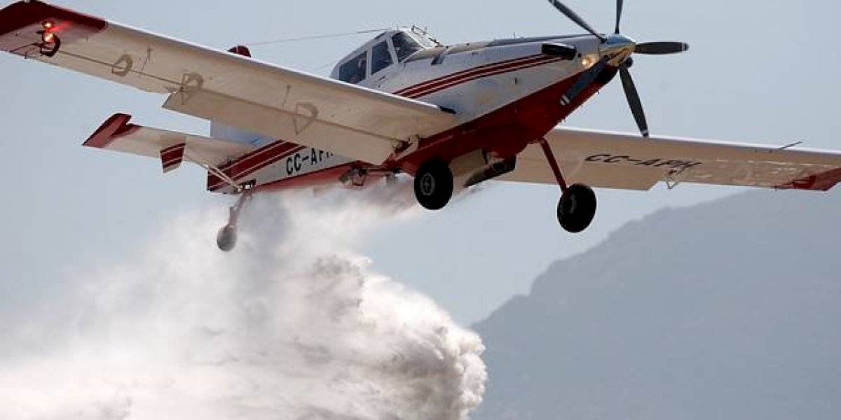 Llegaron al Amazonas: ya están en Brasil dos de los aviones ofrecidos por Chile para combatir el fuego
