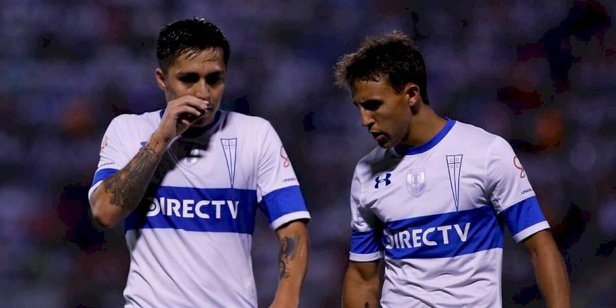 Las alternativas de Quinteros para armar un once en la diezmada UC por la Copa Chile