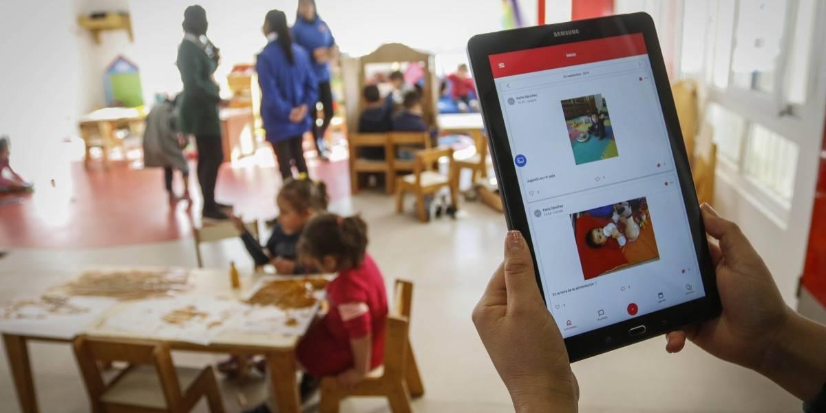 Nueva aplicación Junji permitirá a los padres estar más conectados con sus hijos preescolares